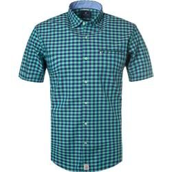 Photo of Pierre Cardin short-sleeved shirt men, green Pierre Cardin