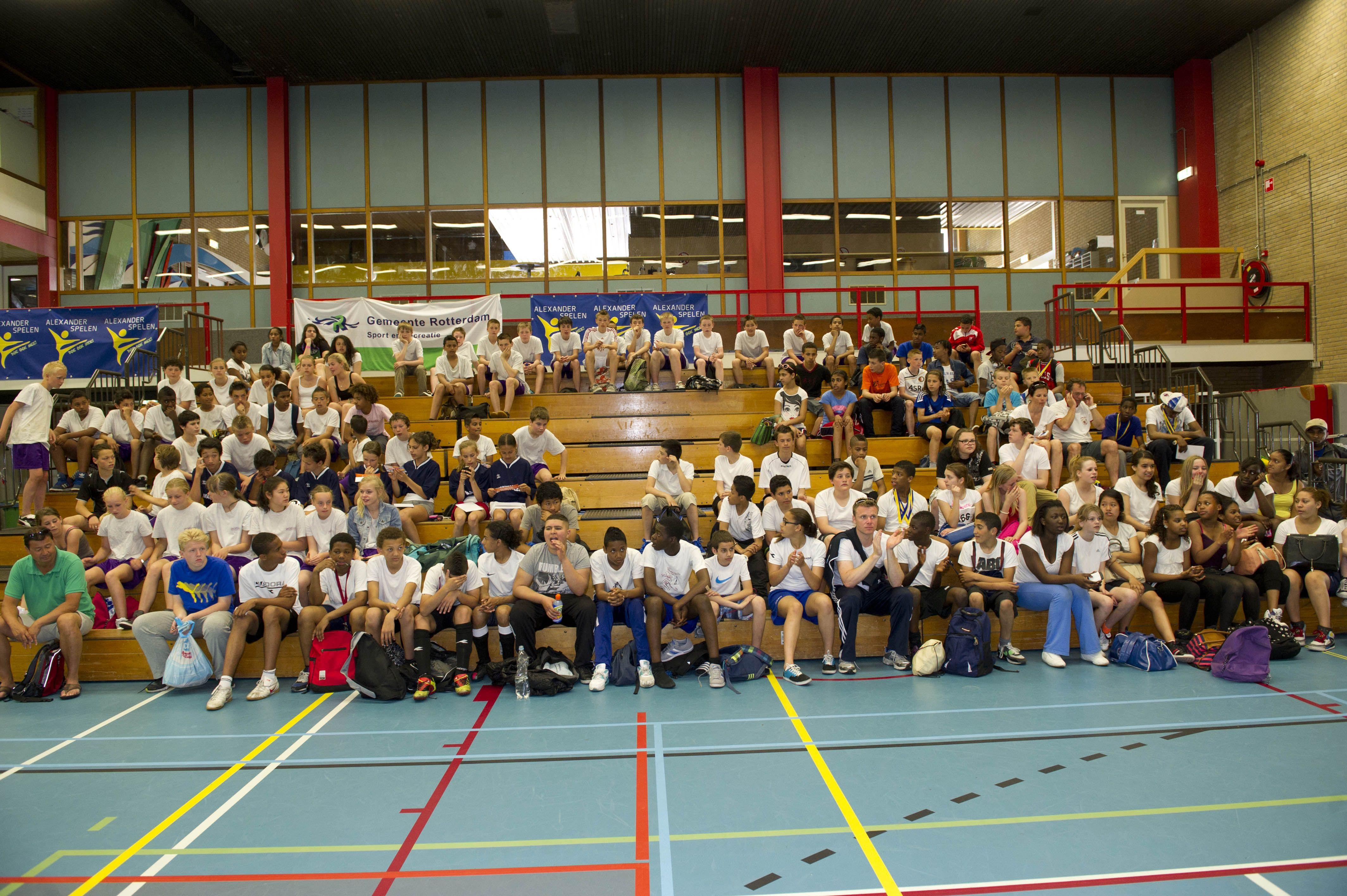 Alexanderspelen 2012, Rotterdam,The Netherlands