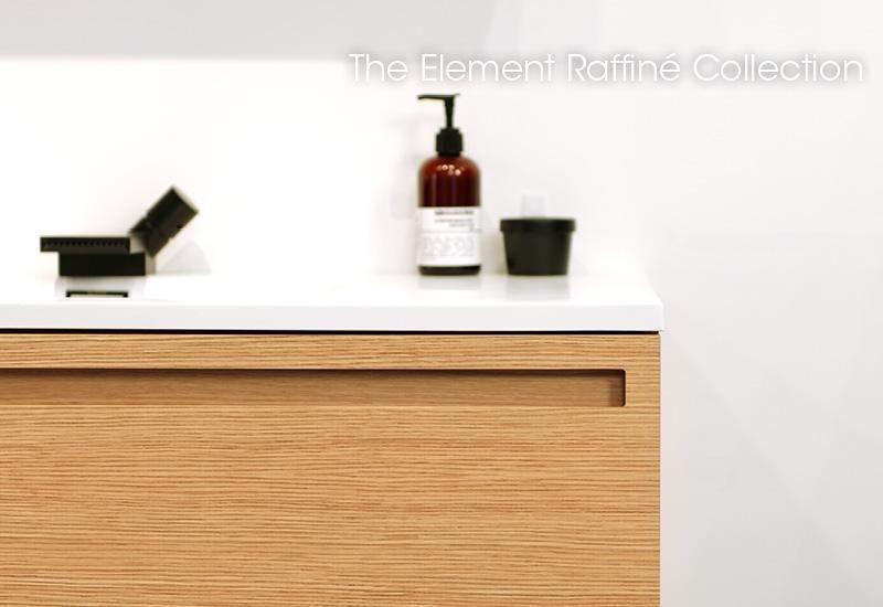 Element Raffine Collection Vanity Mirrored Cabinet Linen Cabinet Wetstyle Bath Vanities Linen Cabinet Bath Vanities New Furniture