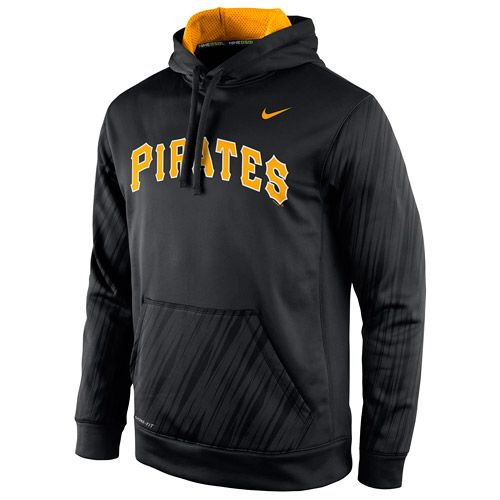 Pittsburgh Pirates Speed KO Pullover Hoody 1.5 by Nike - MLB.com Shop