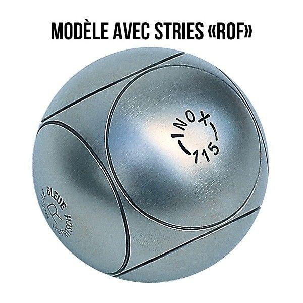Boules de p tanque inox 115 boule de petanque p tanque for Boule de petanque tres tendre