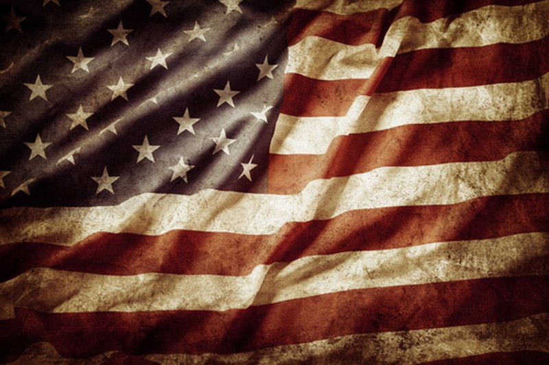 1533 American Flag Iii American Flag Wall Art Contemporary Art Canvas Stretched Canvas Prints