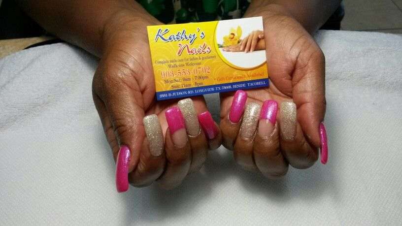 Kathy's Nails in Longview Texas