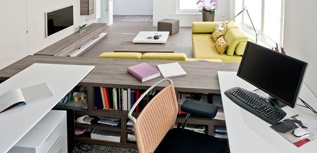 Load Up on Living Space #remodel #design