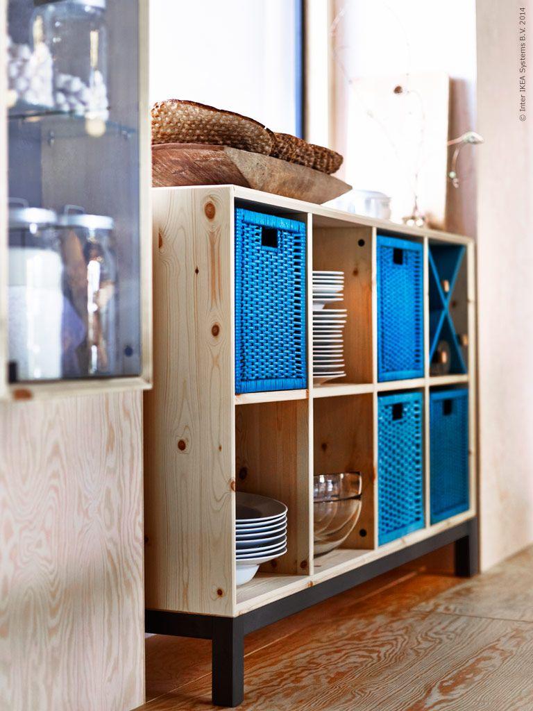 Nordligt Med Norn S Ikea Baskets Spray Painted House Ideas  # Hackeando Muebles De Ikea