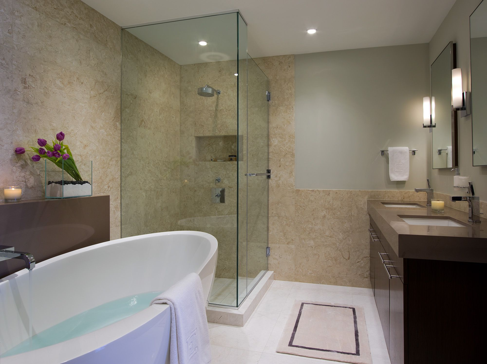 four seasons miami residence guest bathroom