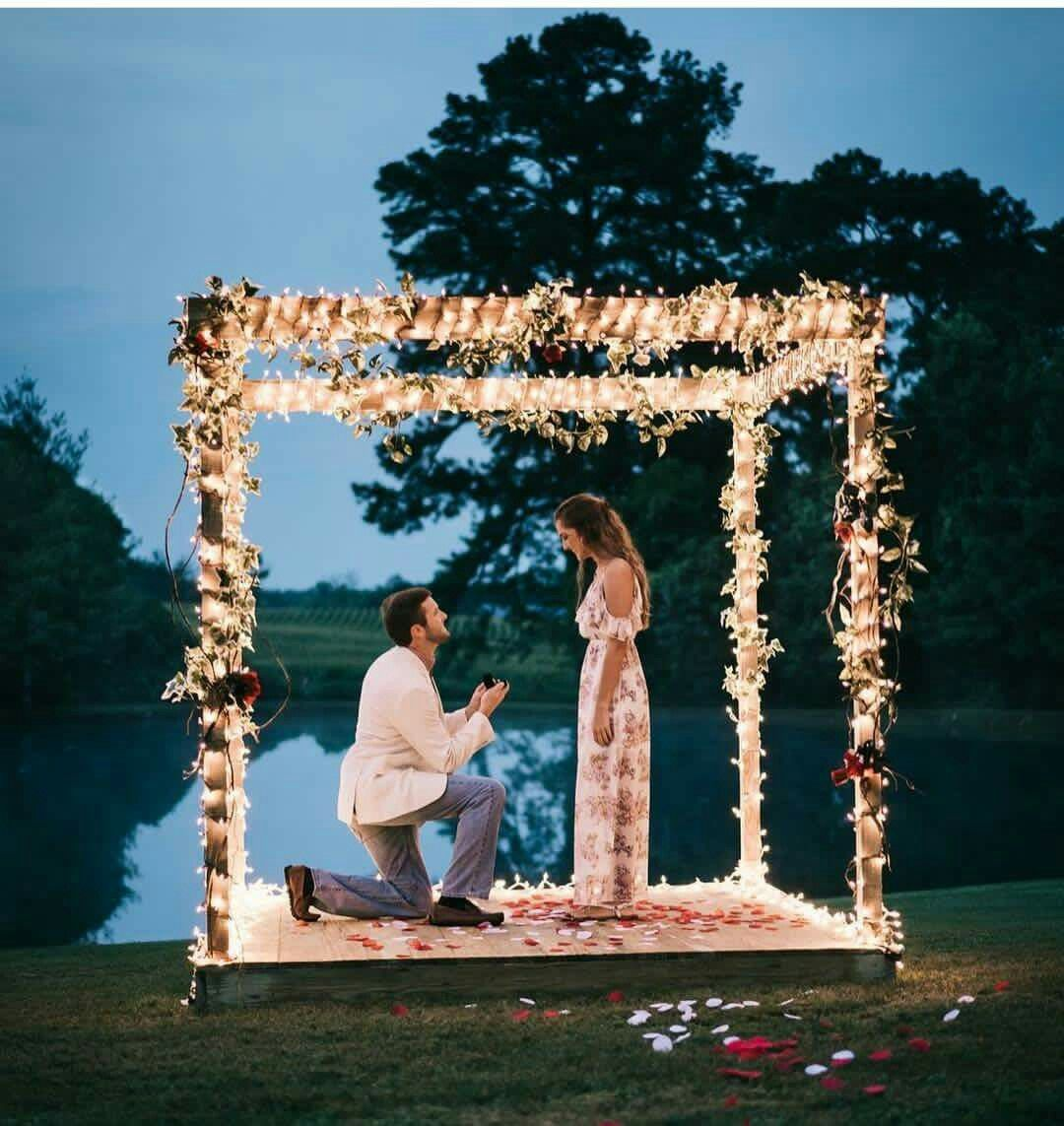60 Creative Marriage Proposal Ideas I Love: Pin By Anita Khan On Pre And Post Wedding Photography