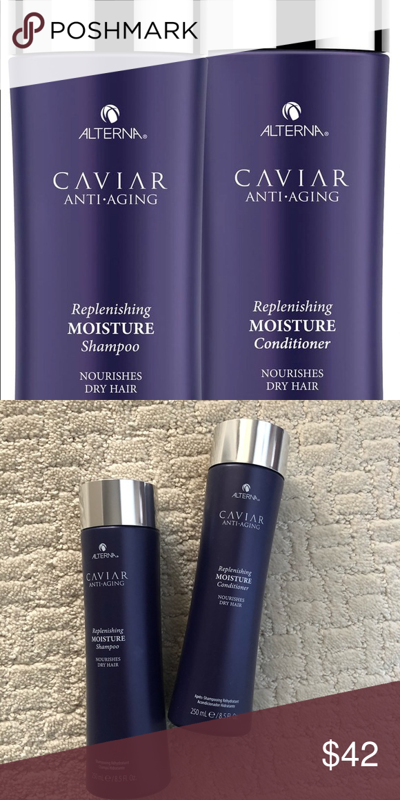 Caviar AntiAging Shampoo & Conditioner Set Caviar anti