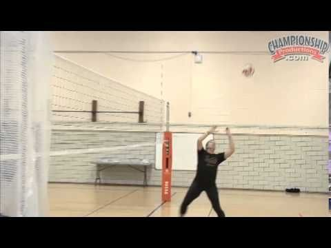 Increase Your Setter's Consistency! - Volleyball 2015 #11 - YouTube