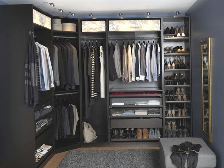Kleiderschränke Ikea Wardrobe Ideas Garderobe Designer