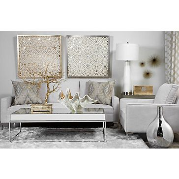 Ming Boxes Z Gallerie In 2019 Living Room Decor
