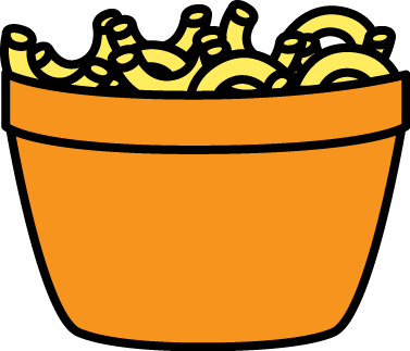 Bowl Of Macaroni Clip Art Bowl Of Macaroni Image In 2021 Clip Art Art Bowls Best Macaroni And Cheese