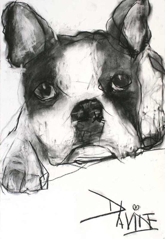 Art Gallery Devon Davidson Fine Art Dog Paintings Dog Art