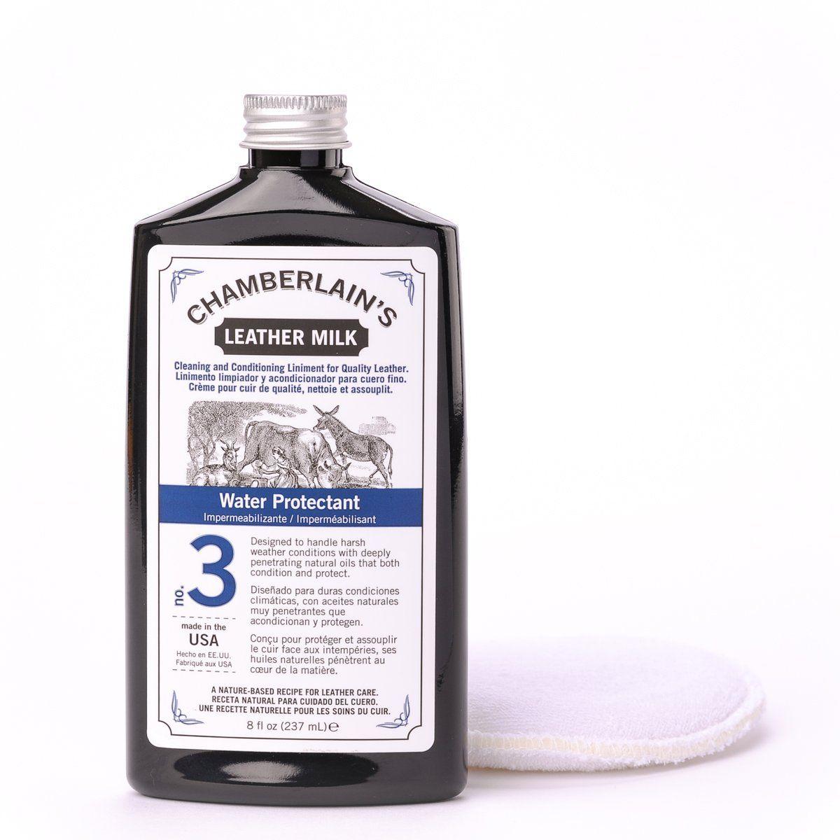 Amazon chamberlainus leather milk oz water protectant no