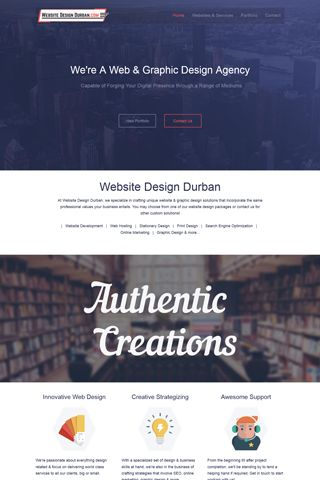 Redesign Of Our Main Design Agency Website Websitedesigndurban Com To Incorporate A Modern Look With With Images Agency Website Design Website Design Graphic Design Agency