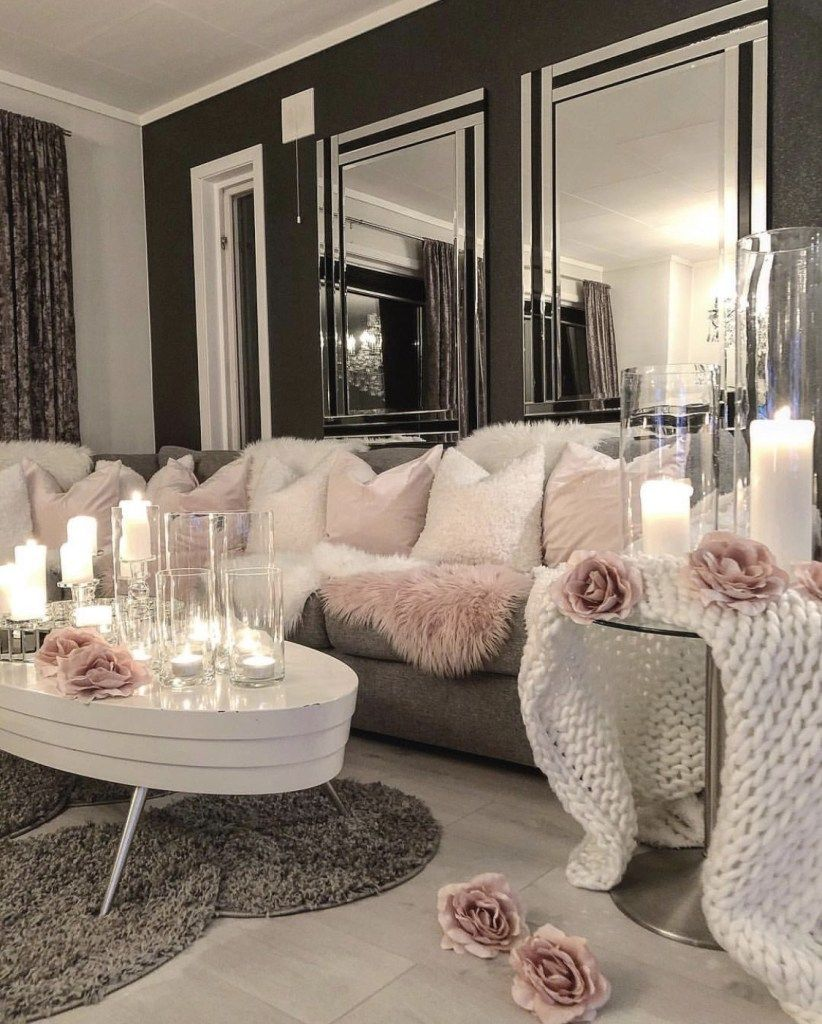 4 Cozy Living Room Decor Ideas To Copy  Wohnzimmer ideen modern