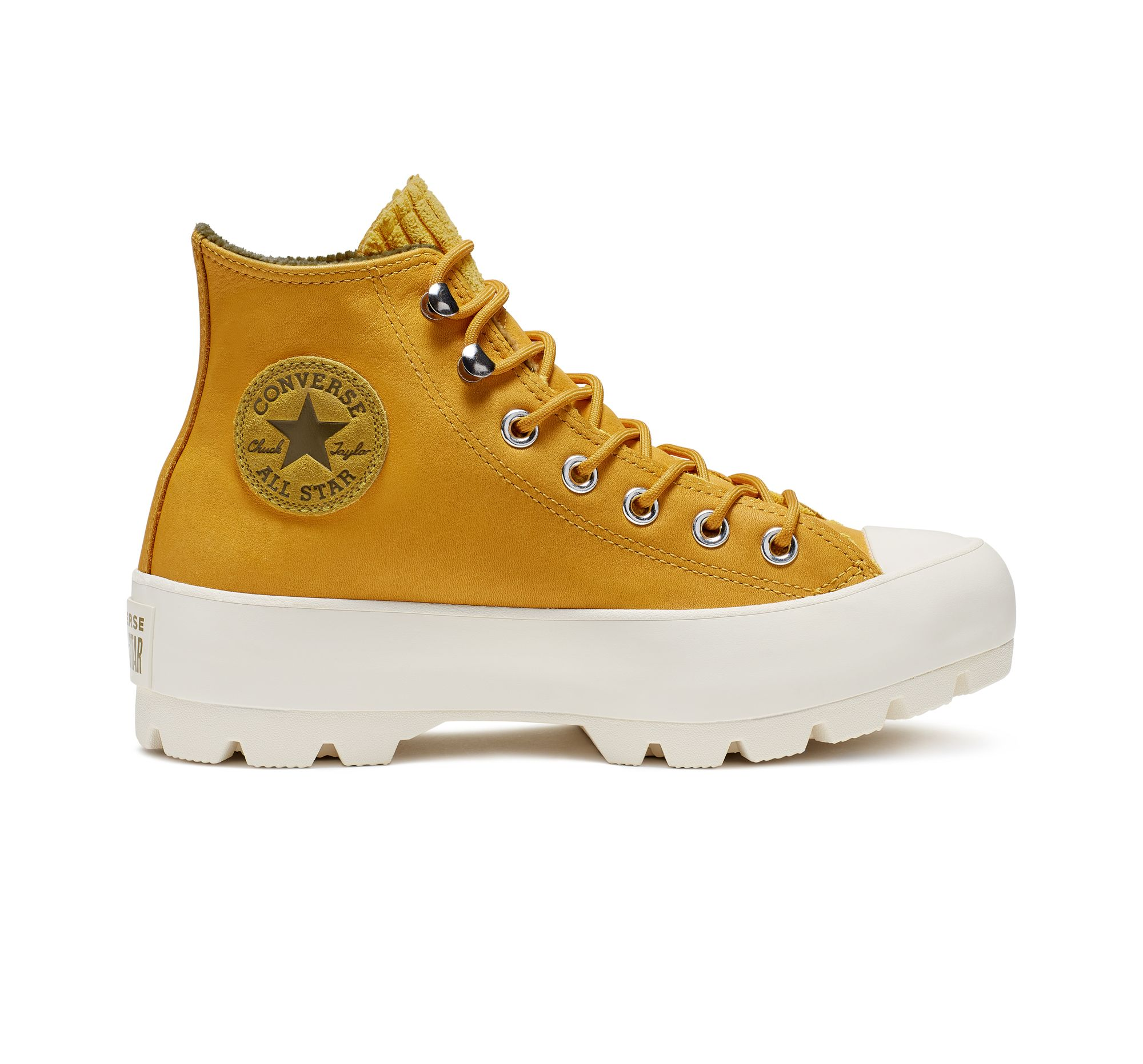 Chuck Taylor® All Star® Gore Tex® Waterproof Lugged High Top Sneaker