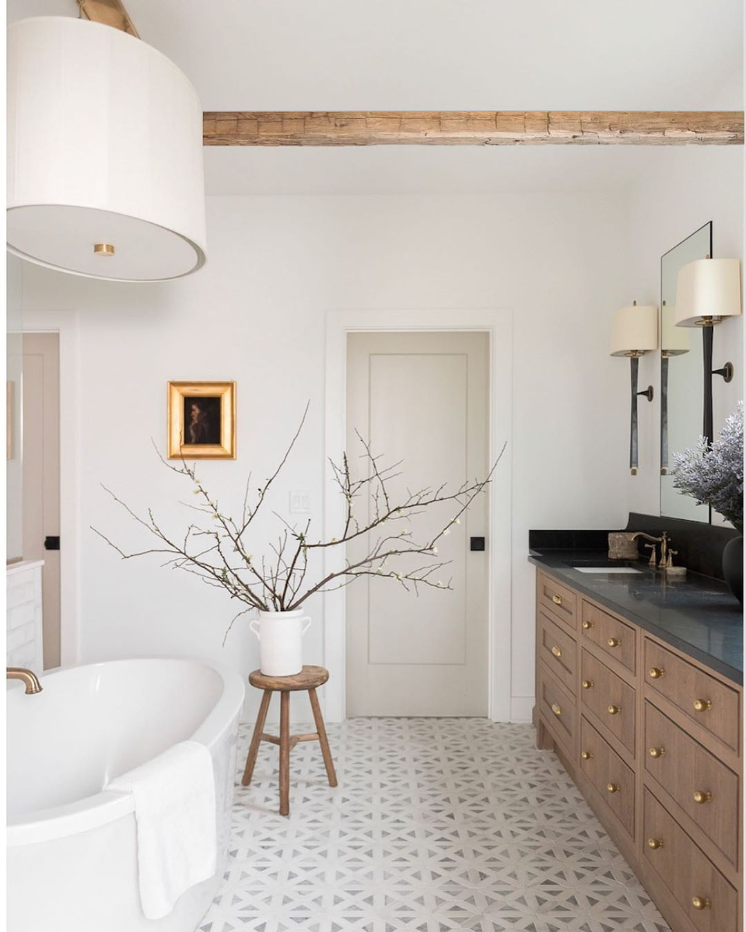 Whittney Parkinson Design On Instagram If I Ve Taken Anything Away From The Corona That S My Official Name Fo In 2020 Beautiful Bathrooms Bathroom Interior Interior