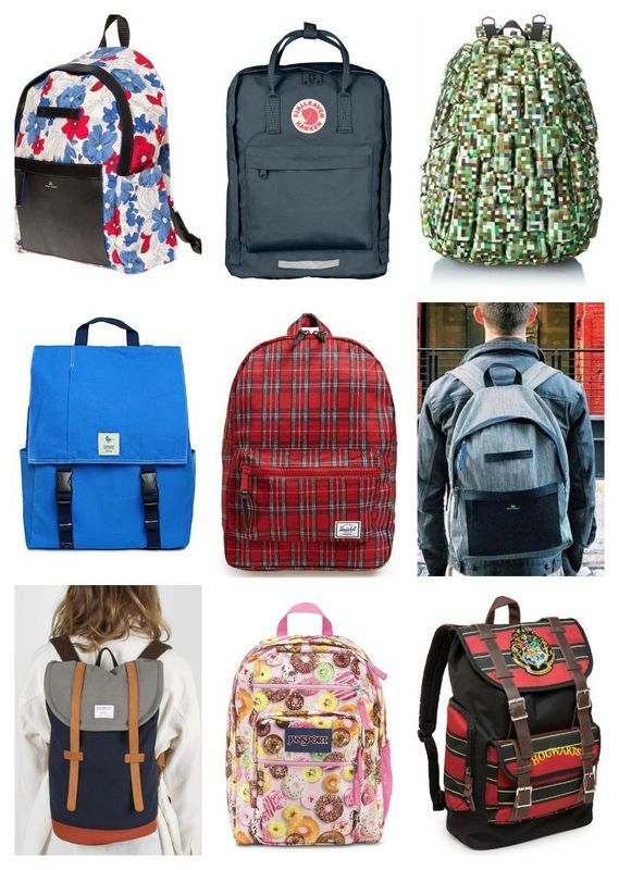 a93656e0ad The coolest backpacks for kids who carry more than a change of clothes