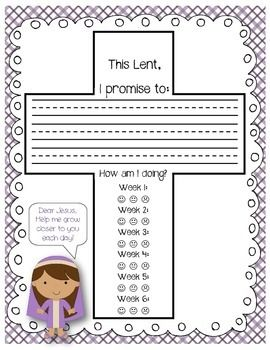 Pin On Lent