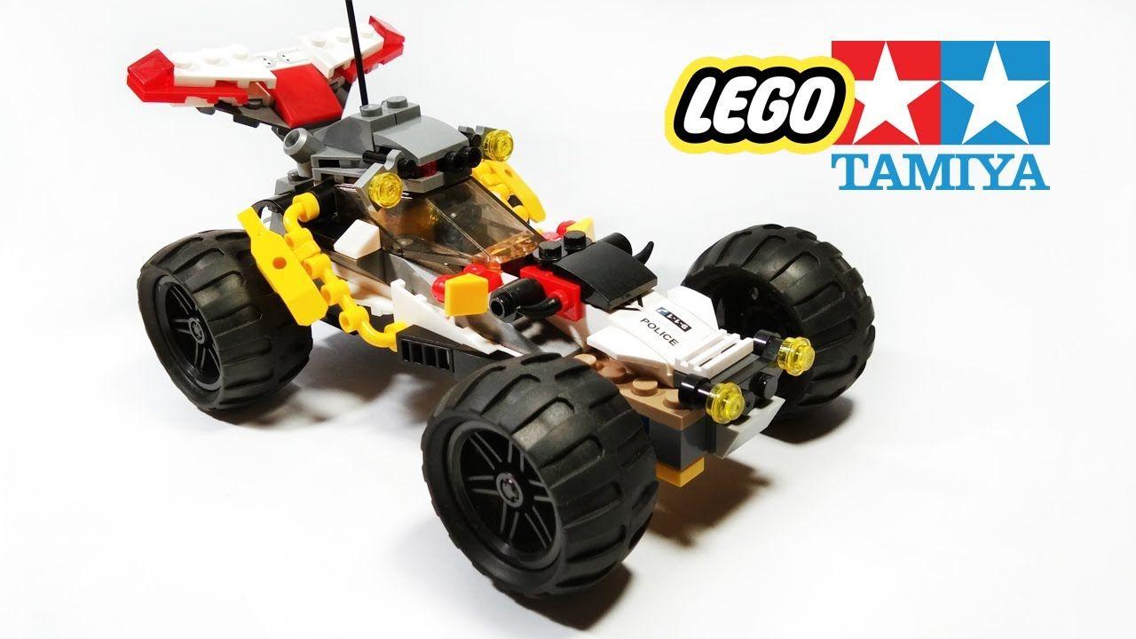 Lego Tamiya Diy Tutorial Lego Technic Brick Moc Creator Building Block Lego Mobil Balap Mobil