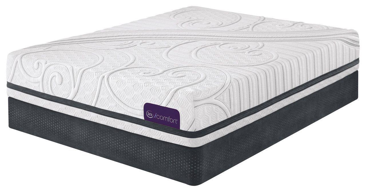 serta icomfort hybrid vantage ii plush split king mattress se products