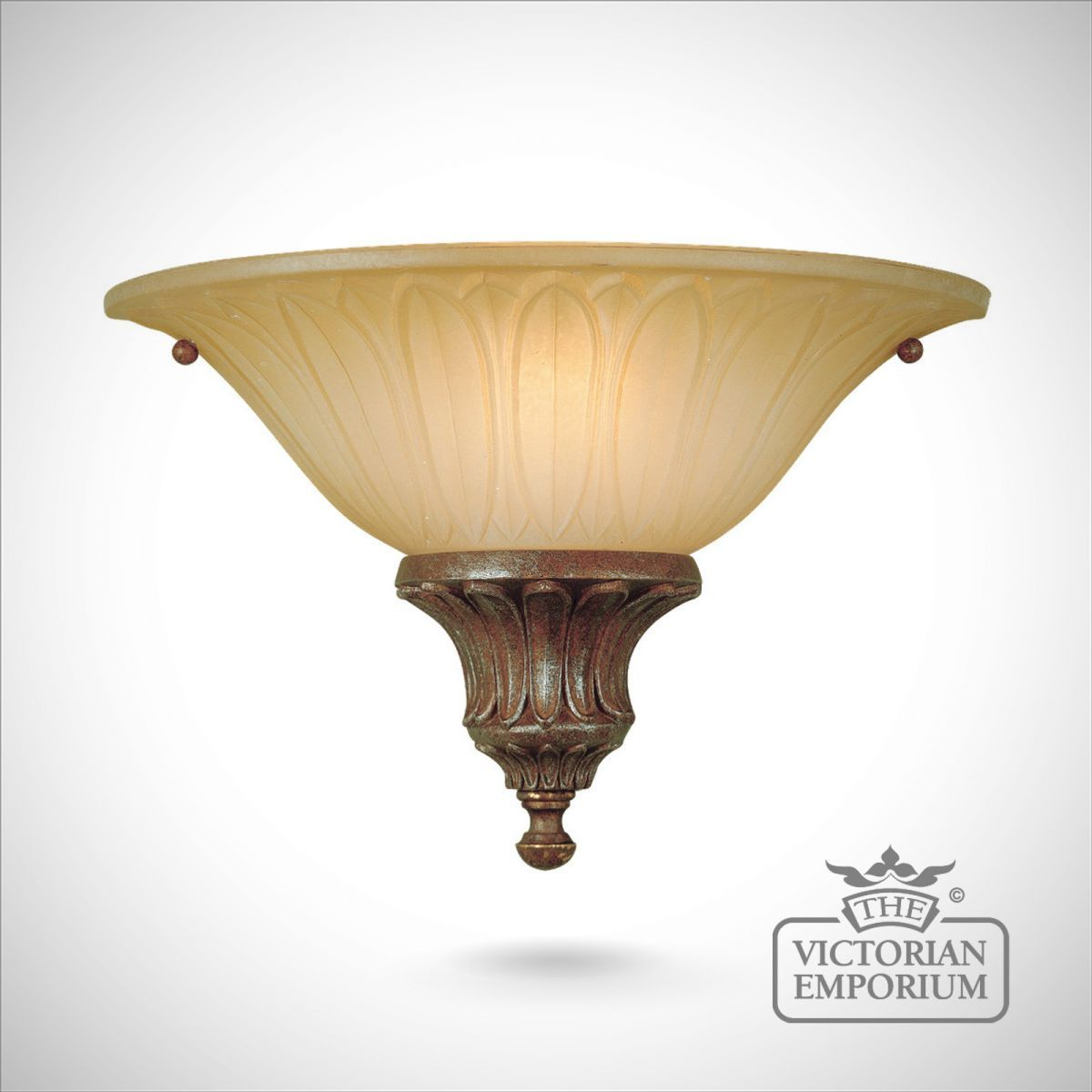 Buy Stirling wall uplight, Interior Wall Lights - Wall uplight with ...