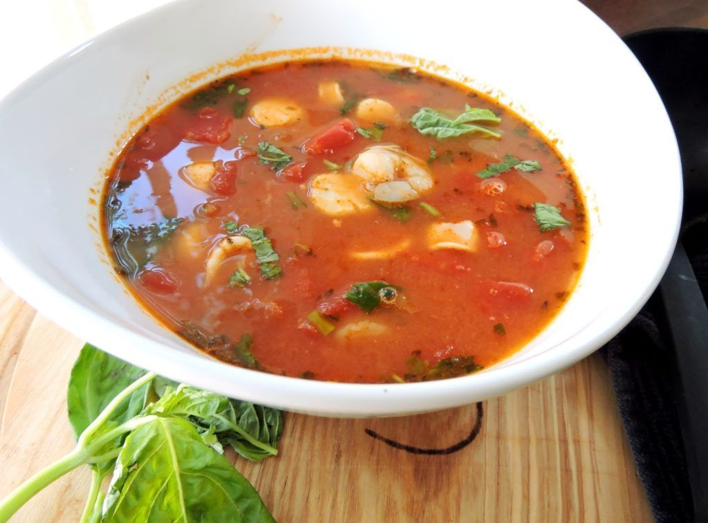 Simplified Seafood Stew (Cioppino) – Just Jessie B