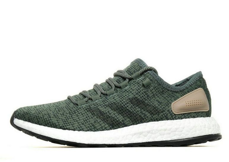 037d5d84232bd 2017 2018 Daily adidas Pure Boost Sportswear Green 264289Trainers adidas  Boost For Sale