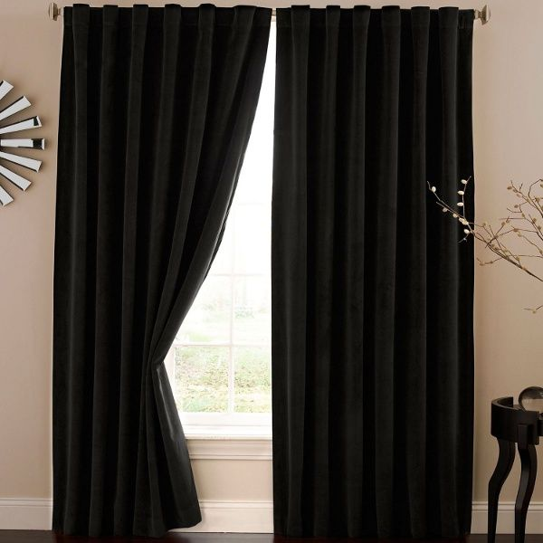 Absolute Zero Curtains Review Of Our 1 Soundproof Curtains Home Theater Curtains Curtains Home