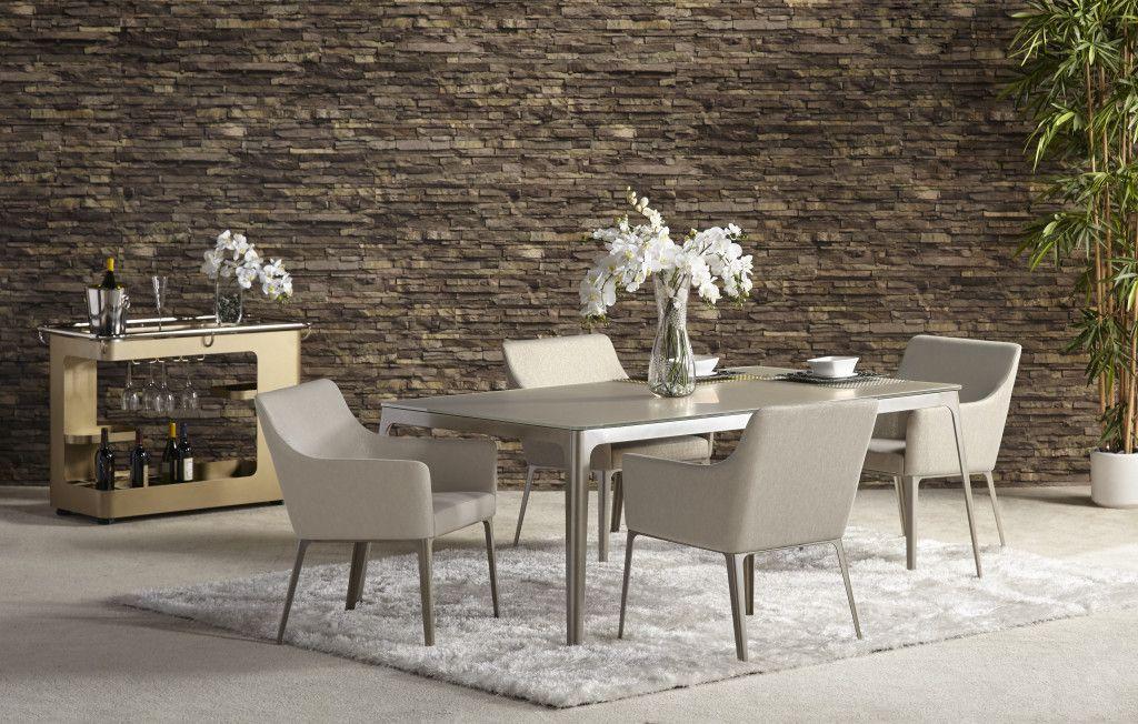 Dunbar Elite Modern Home Decor Table
