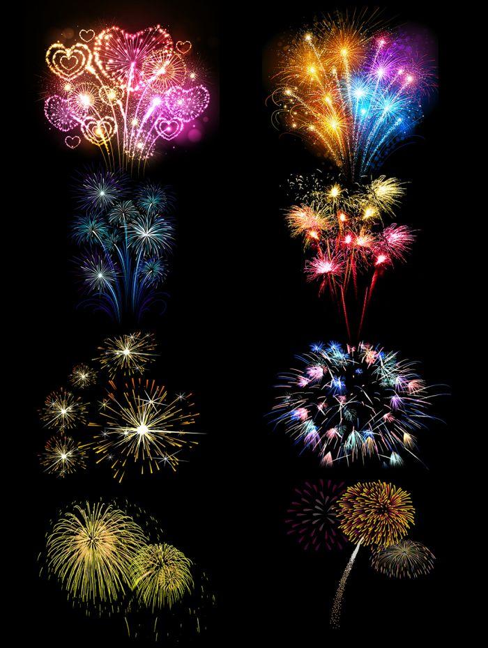 fireworks,fireworks PSD group