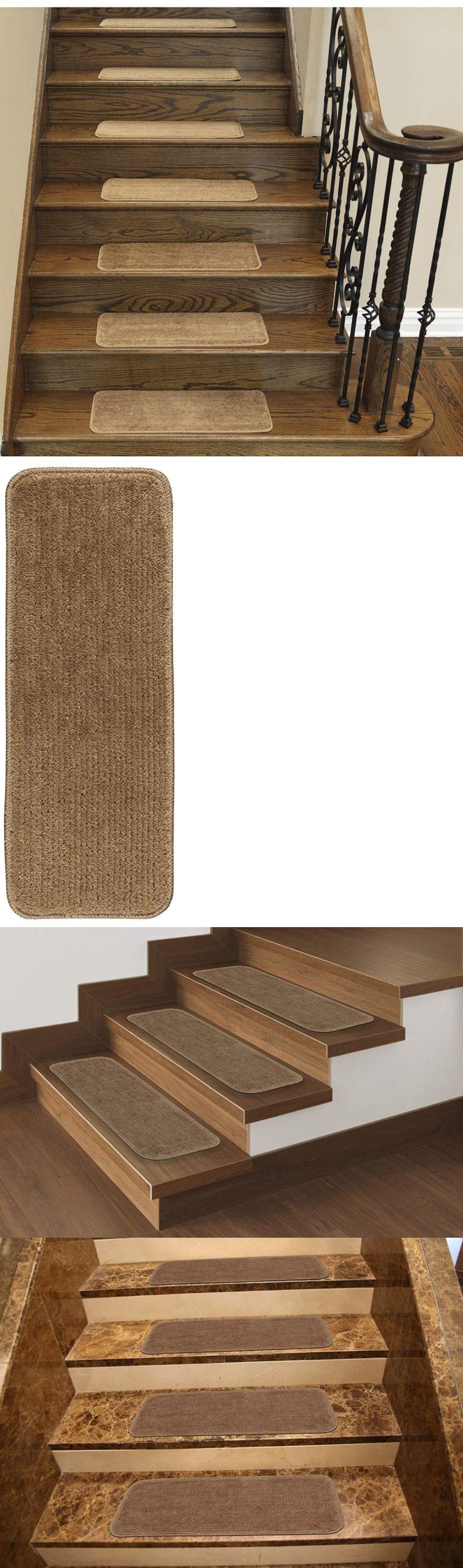 Best Stair Treads 175517 Ottomanson Softy Stair Tread 9 X 26 400 x 300