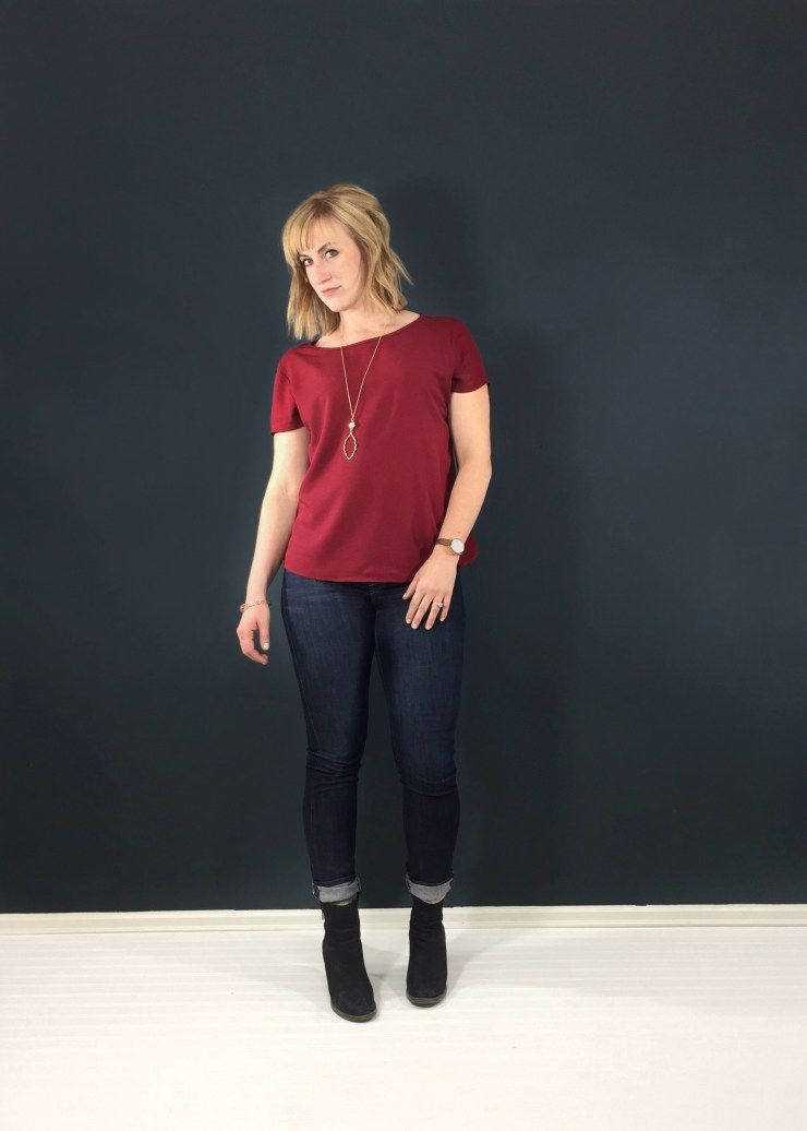 Kat Top - Pattern Review - Anna Zoe | Montrose Top Inspiration ...