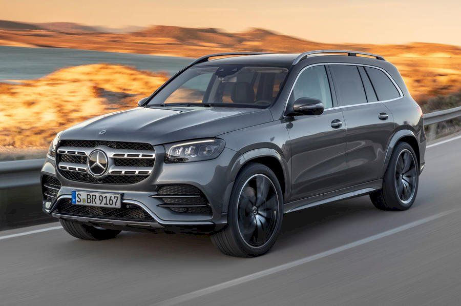 New Mercedes Benz Gls Re Engineered Luxury Suv Unveiled Mercedes Benz Suv Luxury Suv Luxury Cars Mercedes