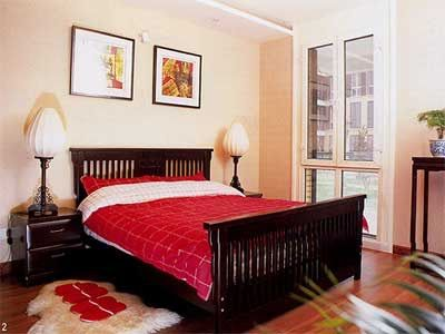 Feng shui master bedroom colors and decor