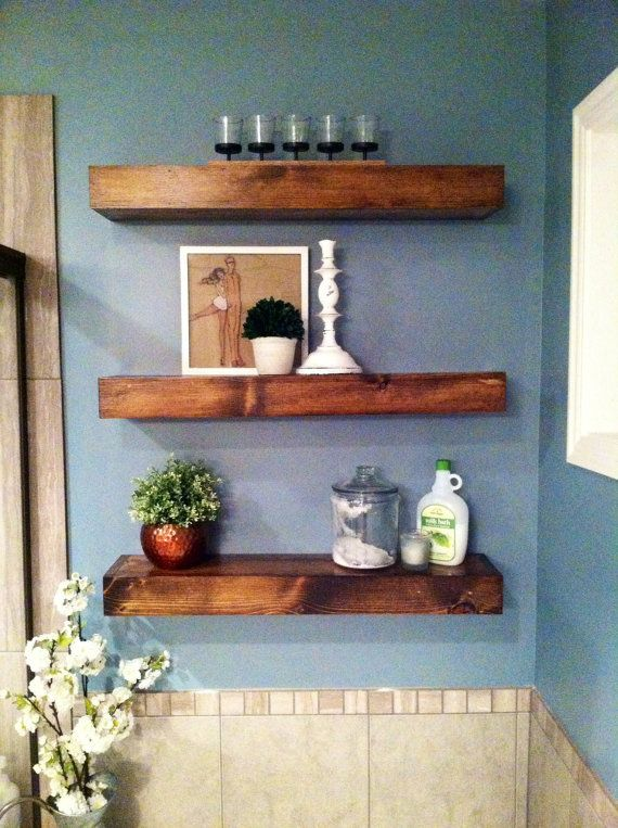 Floating Shelves Floating Shelves Floating Shelves Diy Wooden Floating Shelves