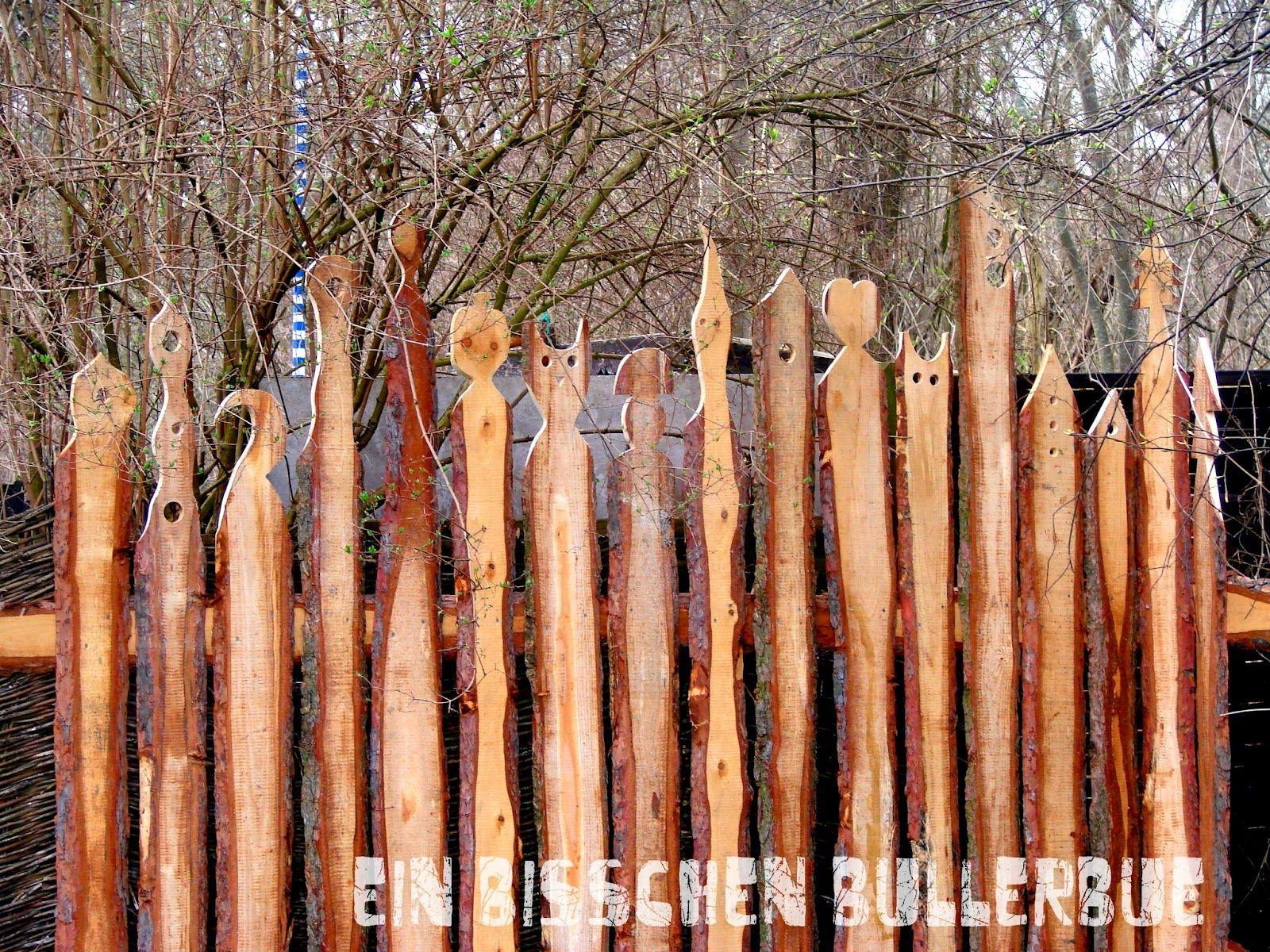 Schablonen für Zaunköpfe | Fences, Gardens and Garten