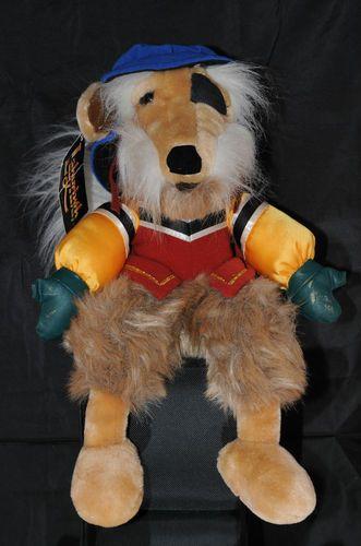 Vintage Labyrinth Movie Character Sir Didymus Plush Doll ...