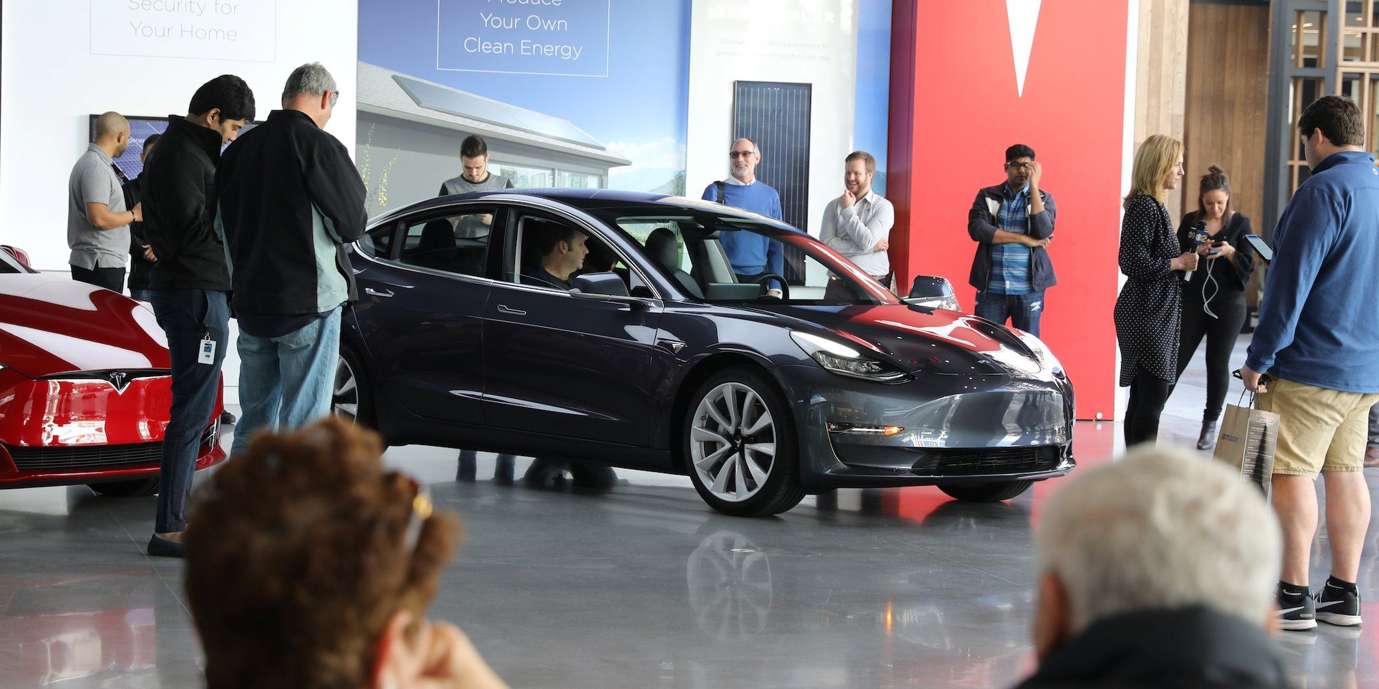 Tesla Is Sliding After Report Suggests Model 3 Production Will