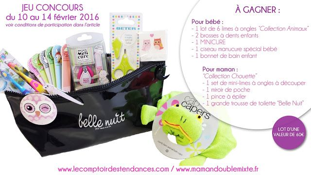 On Decouvre Le Comptoir Des Tendances Concours Inside Jeu Concours Concours Bonnet De Bain