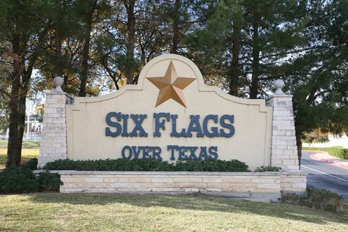 I Miss This Place On Sunday Afternoon Six Flags Over Texas Arlington Texas Texas Homes