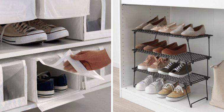 Petit Balcon 72 Idees Deco Amenagement Rangement Chaussures