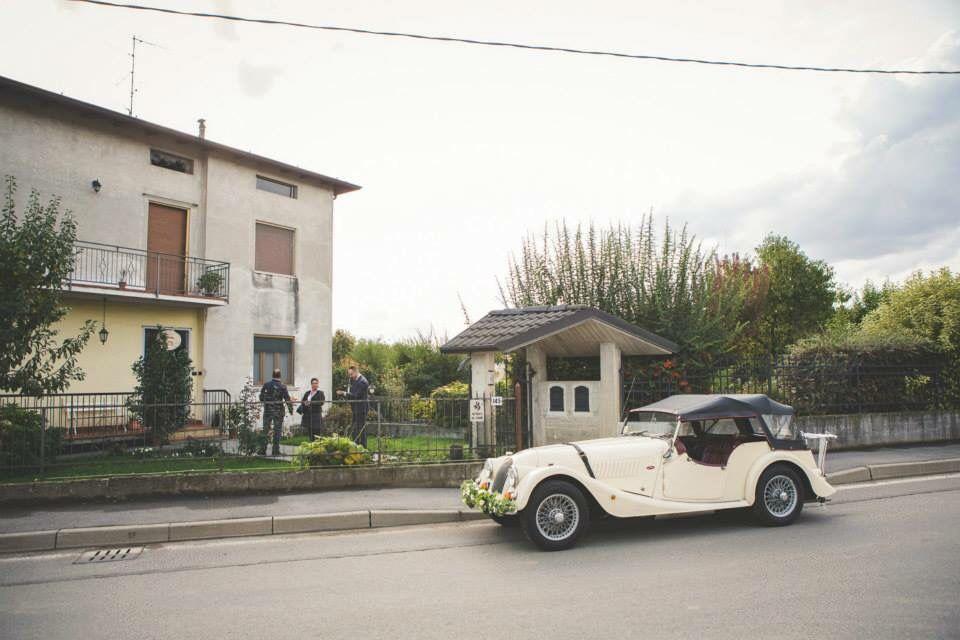Wedding Morgan 4/4 Slow Drive Vintage car rental - Self drive ...