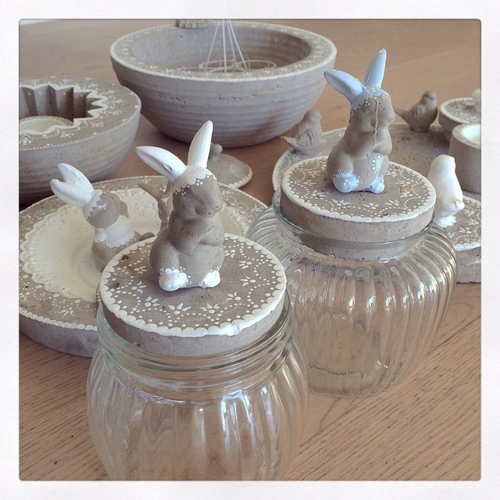 Ostern sieda beton website kreativ mit beton pinterest concrete easter and diys - Pinterest beton ...