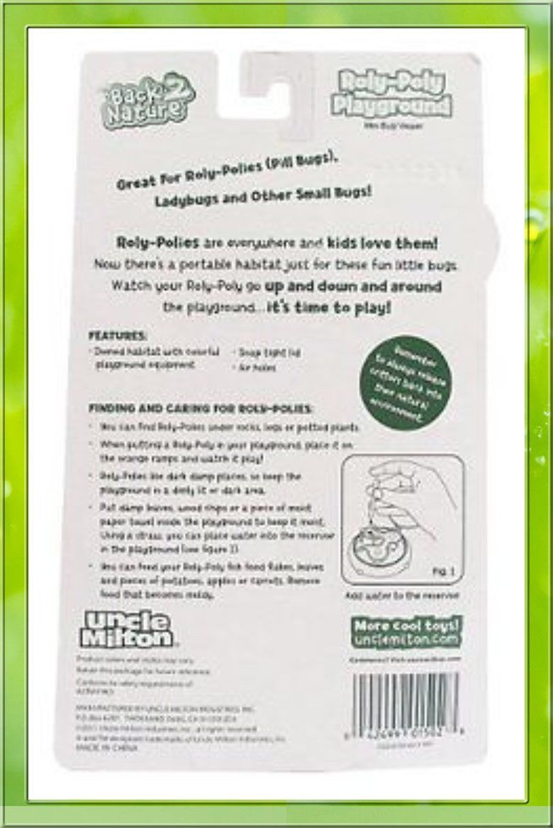 RolyPoly Playground by Uncle Milton What makes our