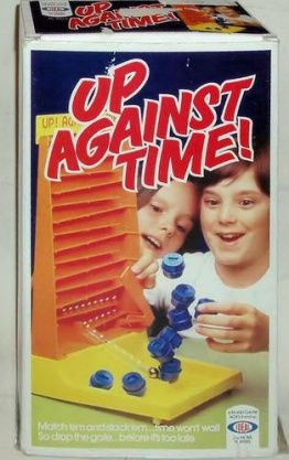 Image result for up against time