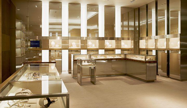 gucci store | Jewellery Store Design | Pinterest | Gucci ...