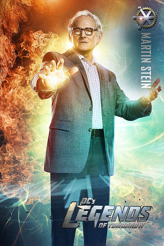DC's Legends of Tomorrow TV Spot Takes You Back to the Future