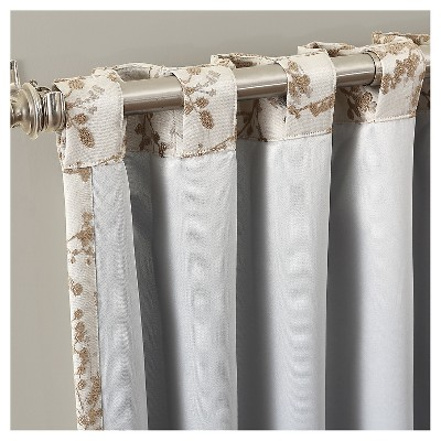 How To Make Rod Pocket Curtains Tab Curtains Panel Curtains